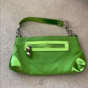 Handbags - Fergi Green Purse